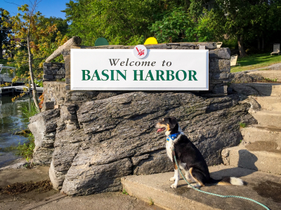 Welcome To Basin Harbor