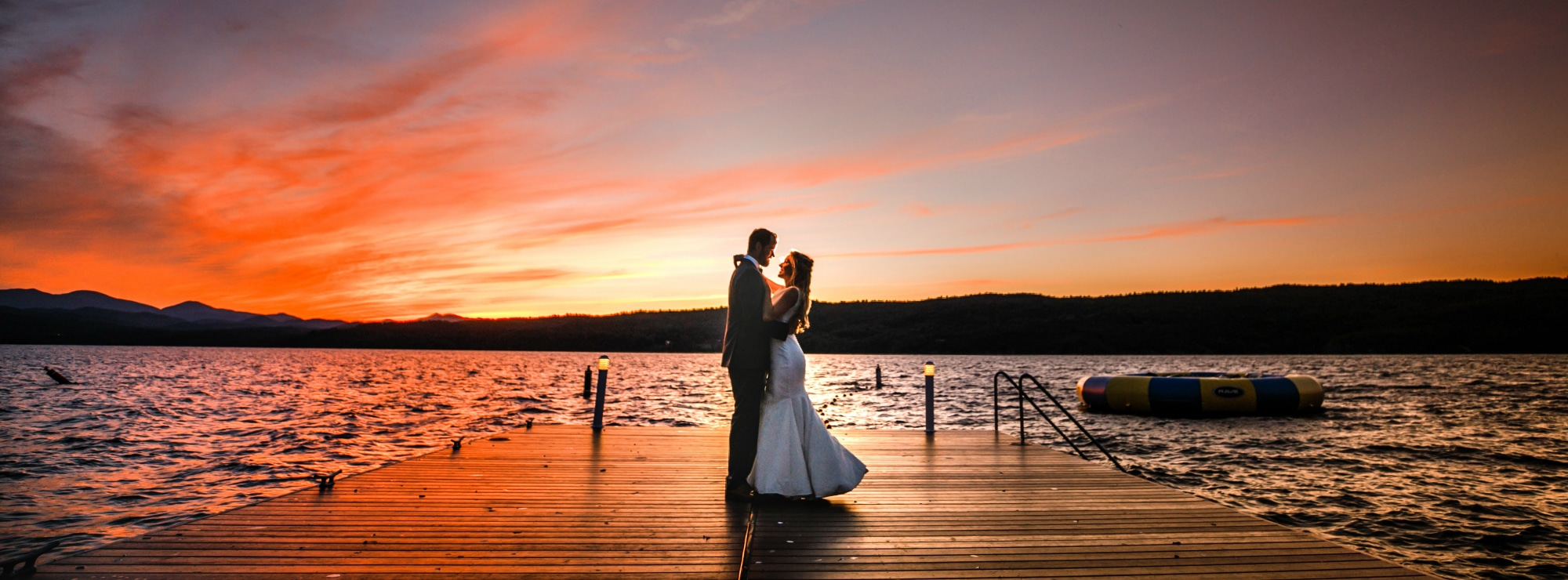 Wedding Sunset Slider