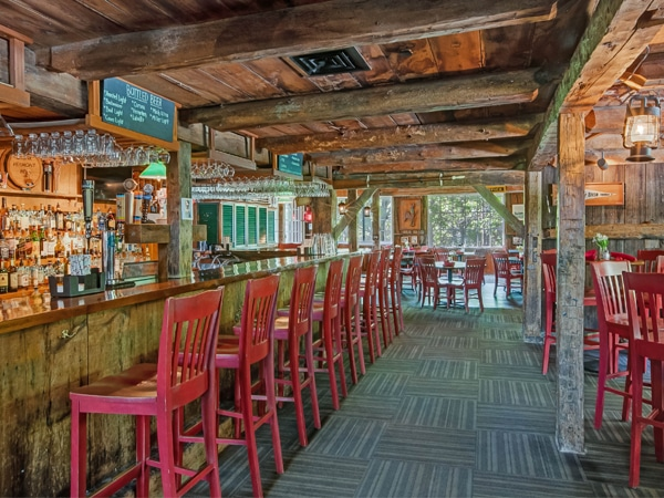 The Red Mill Restaurant